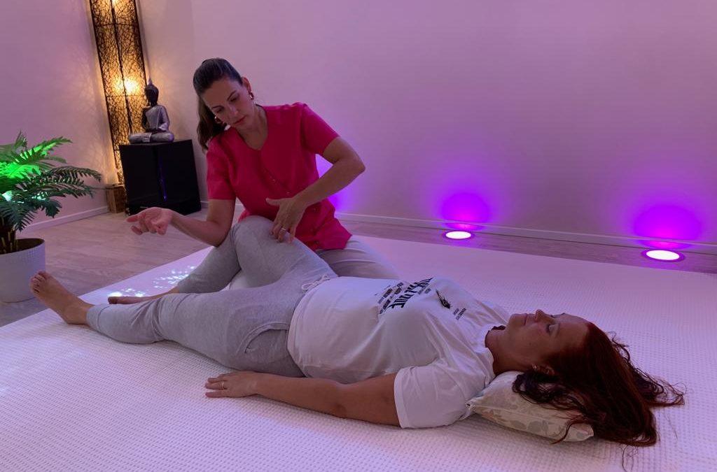 Rückenschmerzen und Verspannungen ade´- mit der neuen Rebalance® Methode